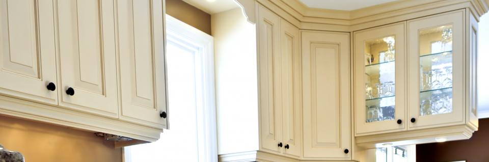No matter your style or preference, Frazier Construction can create the perfect cabinets for you!